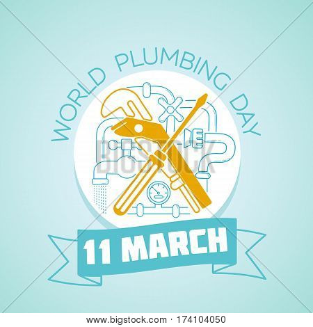 11 March  World Plumbing Day