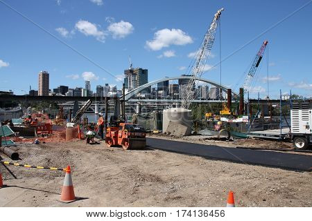 Brisbane Construction Works