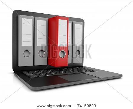 Electronic Data File Archive Search