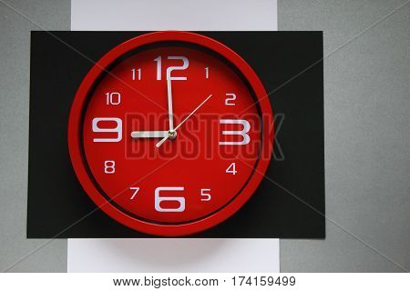 Modern time. Conceptual, artistic  composition with various form and color