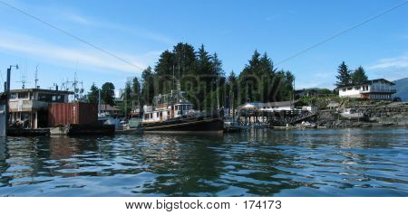 Alaska Harbor