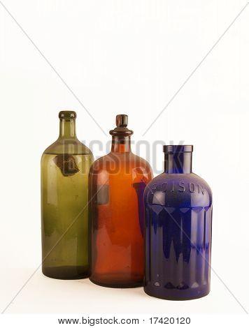 Old Medicine Bottles