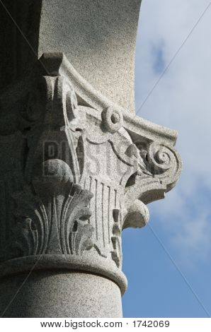 Maryland Monument Detail