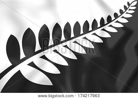Nz_flag_design_silver_fern_(black_&_white)_by_alofi_kanter