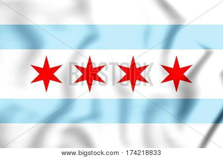 +flag_of_chicago,_illinois