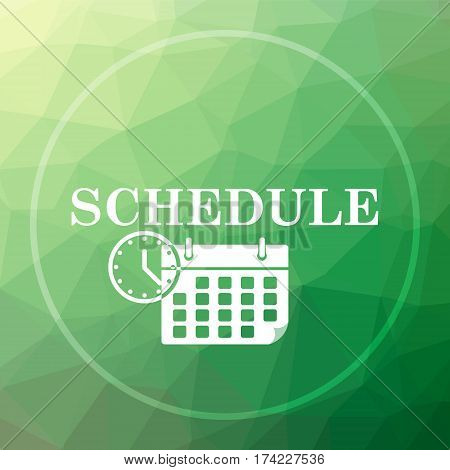 Schedule Icon