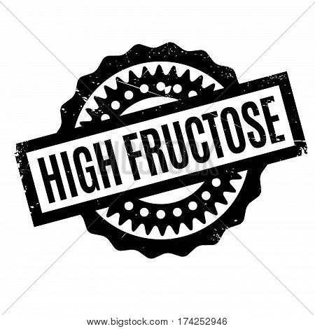 High Fructose rubber stamp. Grunge design with dust scratches. Effects can be easily removed for a clean, crisp look. Color is easily changed.