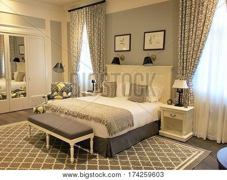 Hotel Del Parque Guest Room
