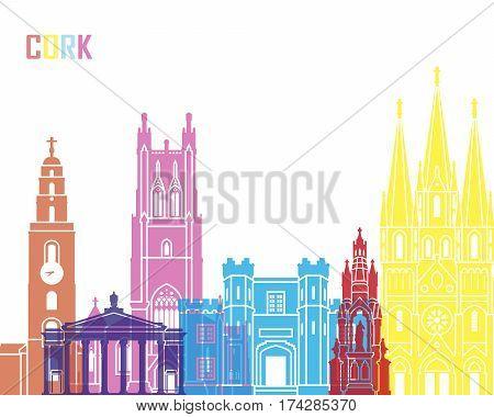 Cork Skyline Pop