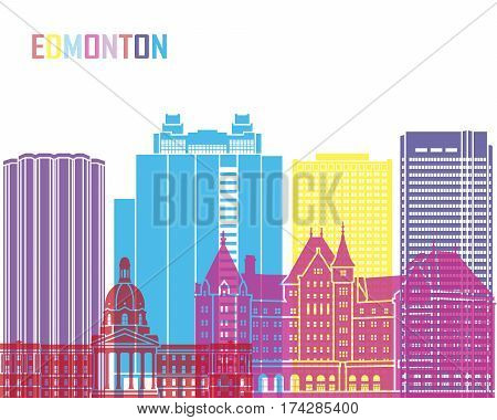 Edmonton V2 Skyline Pop
