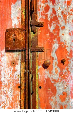 Rusty Portal