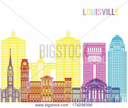 Louisville V2 Skyline Pop