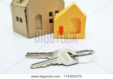 House Of Paper And Metal Key