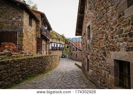 Barcena Maior, Asturia Y Cantabria, Spain