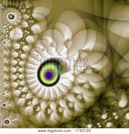 Abstract Graphic Art