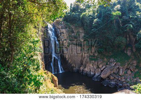 Waterfall Haew Narok Khao Yai National Park Thailand