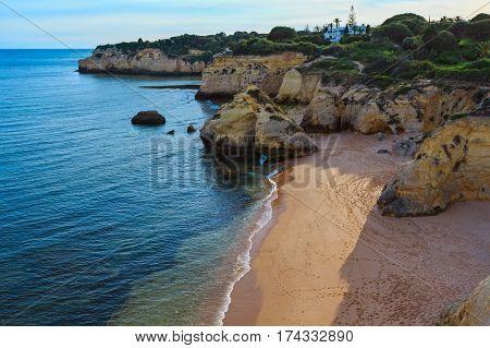 Praia Dos Beijinhos (lagoa, Portugal).