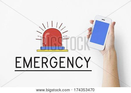 Siren Accidental Emergency Urgent Situation