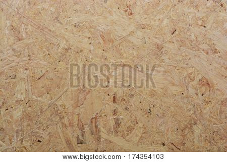 Plywood background and textured OSB wood ** note select focus blur : ideal use for background