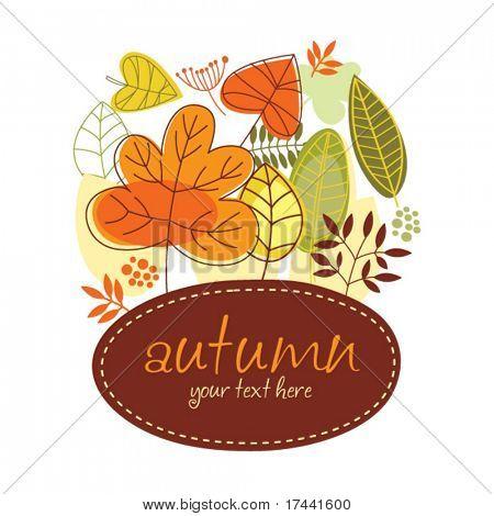 Herbst-banner
