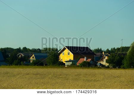 Village And Cottages