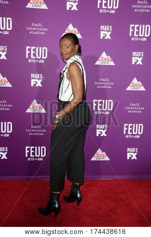 LOS ANGELES - MAR 1:  Adina Porter at the