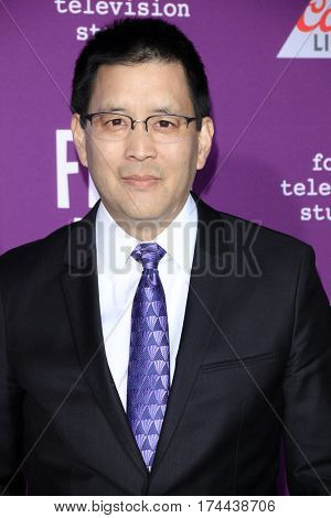 LOS ANGELES - MAR 1:  Scott Takeda at the