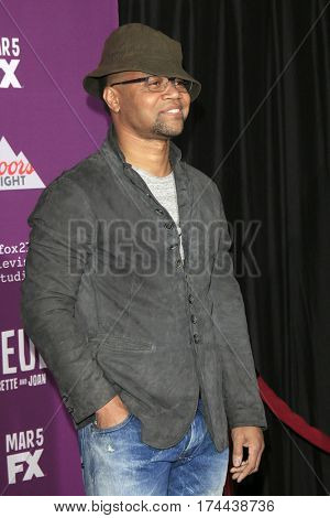 LOS ANGELES - MAR 1:  Cuba Gooding Jr at the