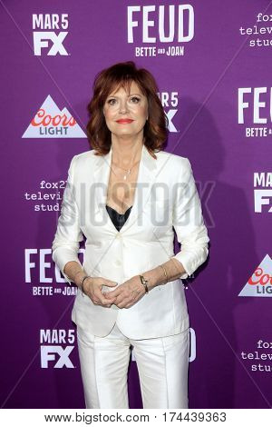 LOS ANGELES - MAR 1:  Susan Sarandon at the