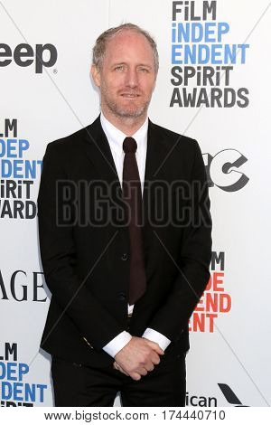 LOS ANGELES - FEB 25:  Mike Mills at the 32nd Annual Film Independent Spirit Awards at Beach on February 25, 2017 in Santa Monica, CA