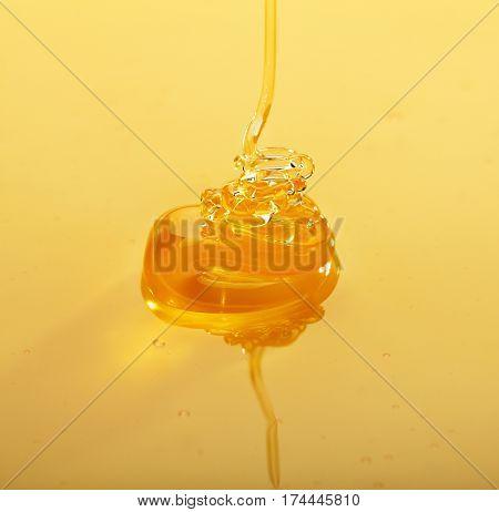 Dense Dripping Honey