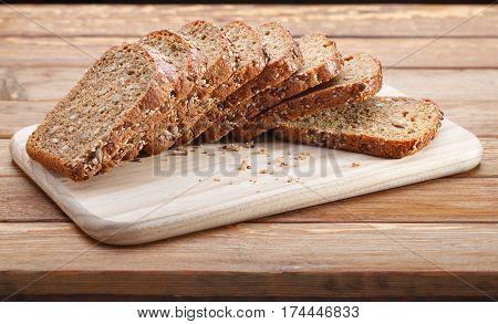 Rustic Homemade Bread