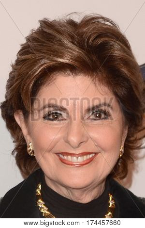 LOS ANGELES - FEB 26:  Gloria Allred at the 27th Annual Night of 100 Stars Oscar Viewing Gala at the Beverly Hilton Hotel on February 26, 2017 in Beverly Hills, CA