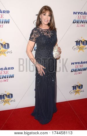 LOS ANGELES - FEB 26:  Kate Linder at the 27th Annual Night of 100 Stars Oscar Viewing Gala at the Beverly Hilton Hotel on February 26, 2017 in Beverly Hills, CA
