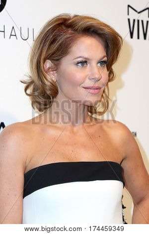 LOS ANGELES - FEB 26:  Candace Cameron Bure at the 25the Annual Elton John Academy Awards Viewing Party at the  City of West Hollywood Park on February 26, 2017 in West Hollywood, CA