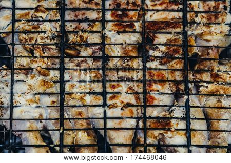 in the grid skewers chargrilled languishing with smoke and spices
