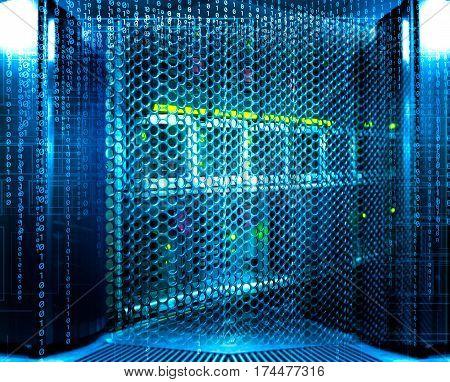 Modern web network and internet telecommunication technology,