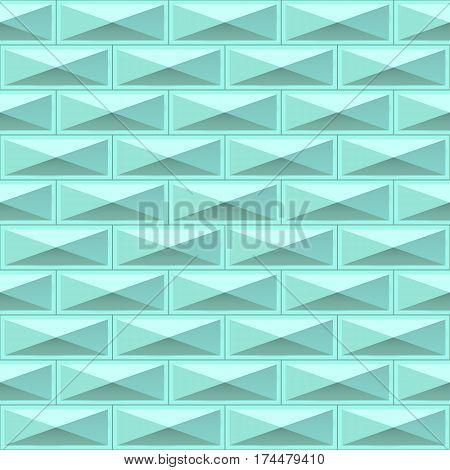 Geometry tiles texture. Seamless pattern. Vector illustration