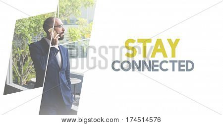 Stay Connected Everywhere Network Connection Technology