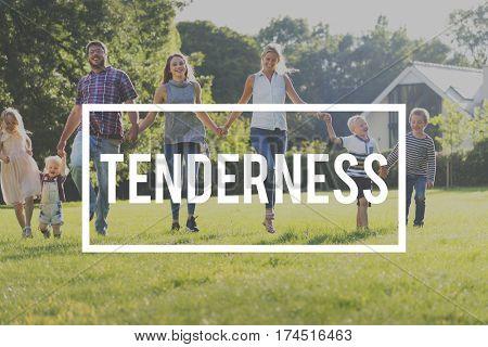 Tenderness Blandness Kindness Mildness