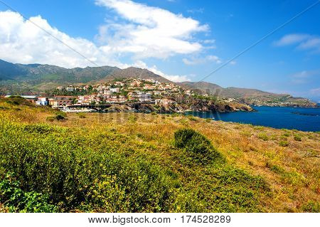 Collioure is a seaside resort on the Languedoc coast, just north of the border with Spain