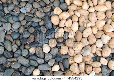 stone wall texture photo stone background stone floor texture white stone floor in the garden white stone wall texturewhite stones in the park.