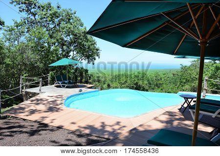 Galapagos Safari Camp Pool