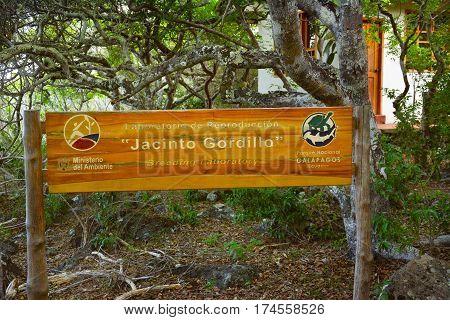 Jacinto Gordillo Breeding Center