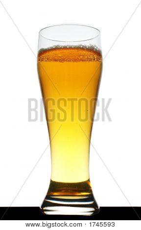 Pint Of Golden Beer