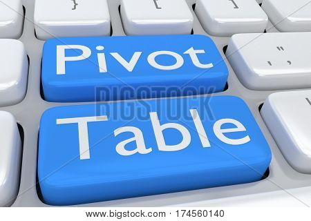 Pivot Table Concept