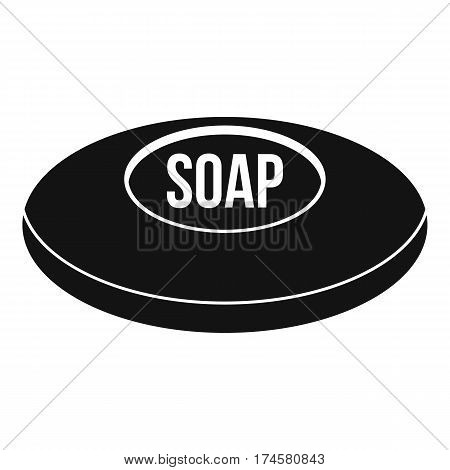 Soap icon. Simple illustration of soap vector icon for web
