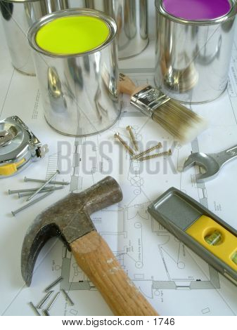 various tools poster