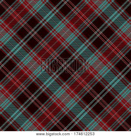 Tartan Seamless Pattern Background. Red Black Green and White Plaid Tartan Flannel Shirt Patterns. Trendy Tiles Vector Illustration for Wallpapers