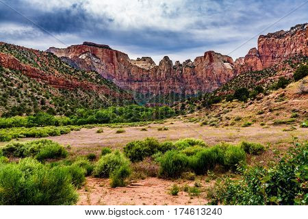Zion National Park, Utah.